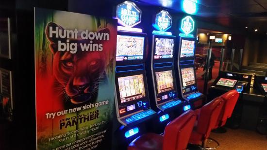 gambling club game player